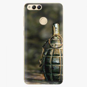 Plastový kryt iSaprio - Grenade - Huawei Honor 7X