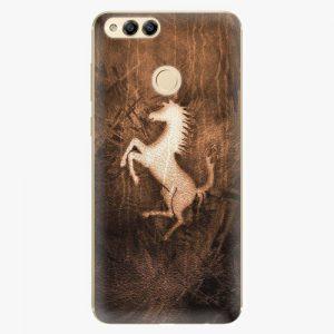 Plastový kryt iSaprio - Vintage Horse - Huawei Honor 7X