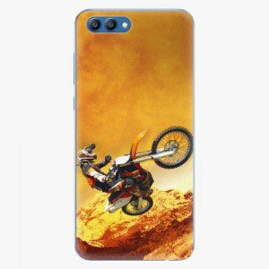 Plastový kryt iSaprio - Motocross - Huawei Honor View 10