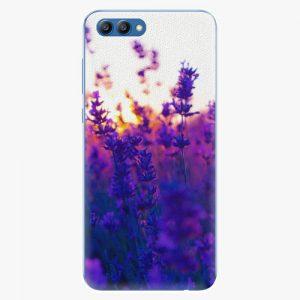 Plastový kryt iSaprio - Lavender Field - Huawei Honor View 10