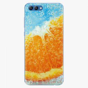Plastový kryt iSaprio - Orange Water - Huawei Honor View 10