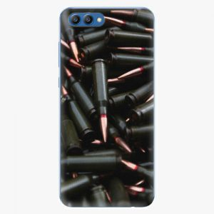 Plastový kryt iSaprio - Black Bullet - Huawei Honor View 10