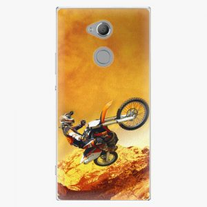 Plastový kryt iSaprio - Motocross - Sony Xperia XA2 Ultra