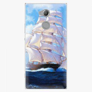 Plastový kryt iSaprio - Sailing Boat - Sony Xperia XA2 Ultra