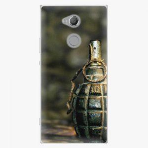 Plastový kryt iSaprio - Grenade - Sony Xperia XA2 Ultra