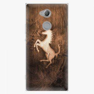 Plastový kryt iSaprio - Vintage Horse - Sony Xperia XA2 Ultra