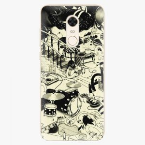 Plastový kryt iSaprio - Underground - Xiaomi Redmi 5 Plus