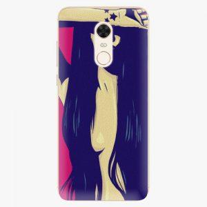 Plastový kryt iSaprio - Cartoon Girl - Xiaomi Redmi 5 Plus