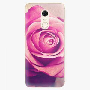 Plastový kryt iSaprio - Pink Rose - Xiaomi Redmi 5 Plus