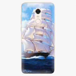 Plastový kryt iSaprio - Sailing Boat - Xiaomi Redmi 5 Plus