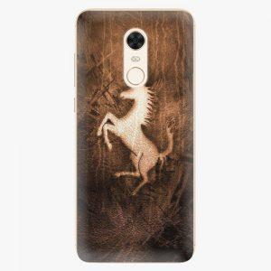 Plastový kryt iSaprio - Vintage Horse - Xiaomi Redmi 5 Plus