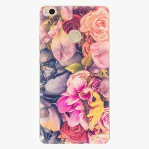 Plastový kryt iSaprio - Beauty Flowers - Xiaomi Mi Max 2