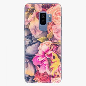 Plastový kryt iSaprio - Beauty Flowers - Samsung Galaxy S9 Plus