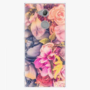 Plastový kryt iSaprio - Beauty Flowers - Sony Xperia XA2 Ultra