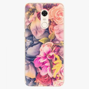 Plastový kryt iSaprio - Beauty Flowers - Xiaomi Redmi 5 Plus