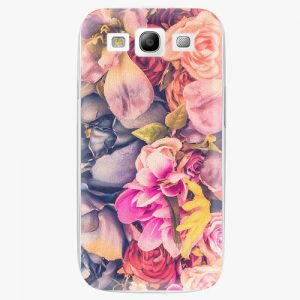 Plastový kryt iSaprio - Beauty Flowers - Samsung Galaxy S3