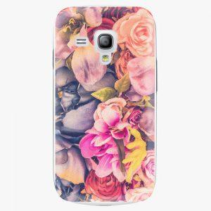 Plastový kryt iSaprio - Beauty Flowers - Samsung Galaxy S3 Mini