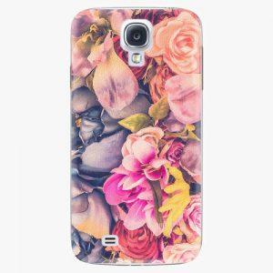 Plastový kryt iSaprio - Beauty Flowers - Samsung Galaxy S4