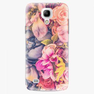 Plastový kryt iSaprio - Beauty Flowers - Samsung Galaxy S4 Mini