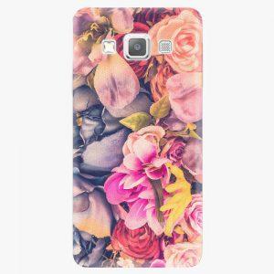 Plastový kryt iSaprio - Beauty Flowers - Samsung Galaxy A3