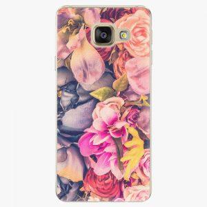Plastový kryt iSaprio - Beauty Flowers - Samsung Galaxy A5 2016