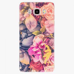 Plastový kryt iSaprio - Beauty Flowers - Samsung Galaxy J5 2016