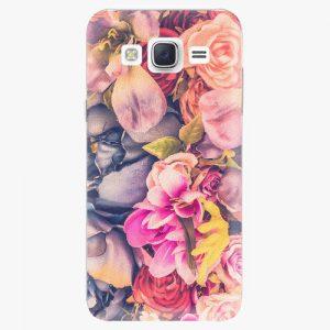 Plastový kryt iSaprio - Beauty Flowers - Samsung Galaxy Core Prime