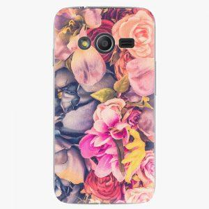 Plastový kryt iSaprio - Beauty Flowers - Samsung Galaxy Trend 2 Lite