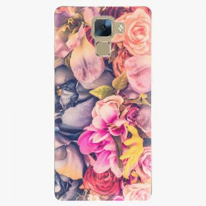 Plastový kryt iSaprio - Beauty Flowers - Huawei Honor 7