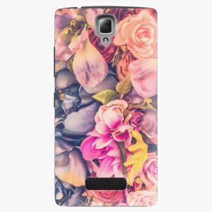 Plastový kryt iSaprio - Beauty Flowers - Lenovo A2010