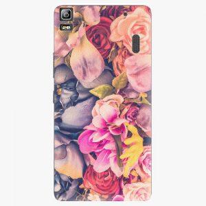 Plastový kryt iSaprio - Beauty Flowers - Lenovo A7000
