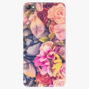 Plastový kryt iSaprio - Beauty Flowers - Lenovo S60