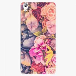Plastový kryt iSaprio - Beauty Flowers - Lenovo S850