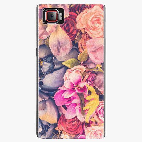 Plastový kryt iSaprio - Beauty Flowers - Lenovo Z2 Pro