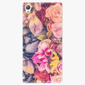 Plastový kryt iSaprio - Beauty Flowers - Sony Xperia Z3