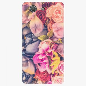 Plastový kryt iSaprio - Beauty Flowers - Sony Xperia Z3 Compact