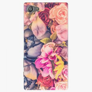 Plastový kryt iSaprio - Beauty Flowers - Sony Xperia Z5 Compact