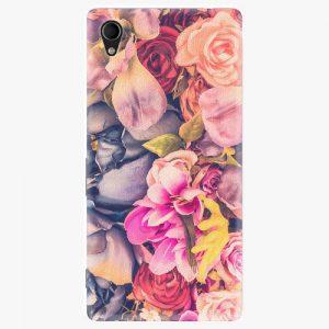 Plastový kryt iSaprio - Beauty Flowers - Sony Xperia M4