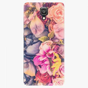 Plastový kryt iSaprio - Beauty Flowers - Xiaomi Mi4