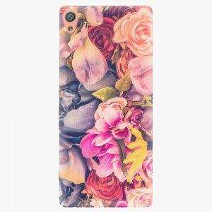 Plastový kryt iSaprio - Beauty Flowers - Sony Xperia XA