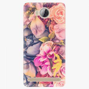 Plastový kryt iSaprio - Beauty Flowers - Huawei Y3 II