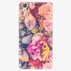 Plastový kryt iSaprio - Beauty Flowers - Huawei Y6 II