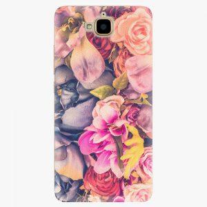 Plastový kryt iSaprio - Beauty Flowers - Huawei Y6 Pro