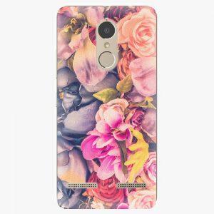 Plastový kryt iSaprio - Beauty Flowers - Lenovo K6