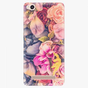 Plastový kryt iSaprio - Beauty Flowers - Xiaomi Redmi 4A
