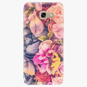 Plastový kryt iSaprio - Beauty Flowers - Samsung Galaxy A5 2017