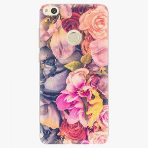 Plastový kryt iSaprio - Beauty Flowers - Huawei P8 Lite 2017
