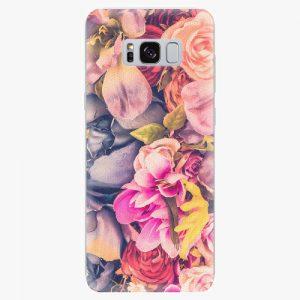 Plastový kryt iSaprio - Beauty Flowers - Samsung Galaxy S8
