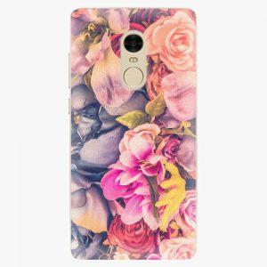 Plastový kryt iSaprio - Beauty Flowers - Xiaomi Redmi Note 4