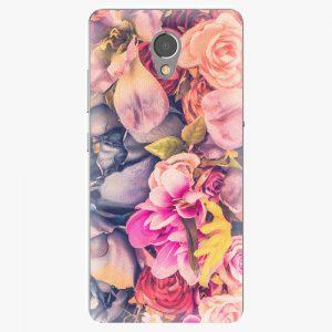 Plastový kryt iSaprio - Beauty Flowers - Lenovo P2